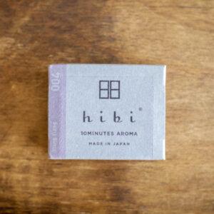 hibi 10 Minuten Aroma Made in Japan | Duft, der meinen Tag verschönt.