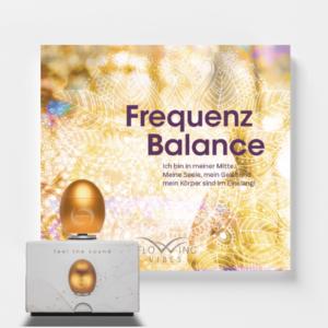 Eyvo mit Frequenz Balance und 39 Klangwelten