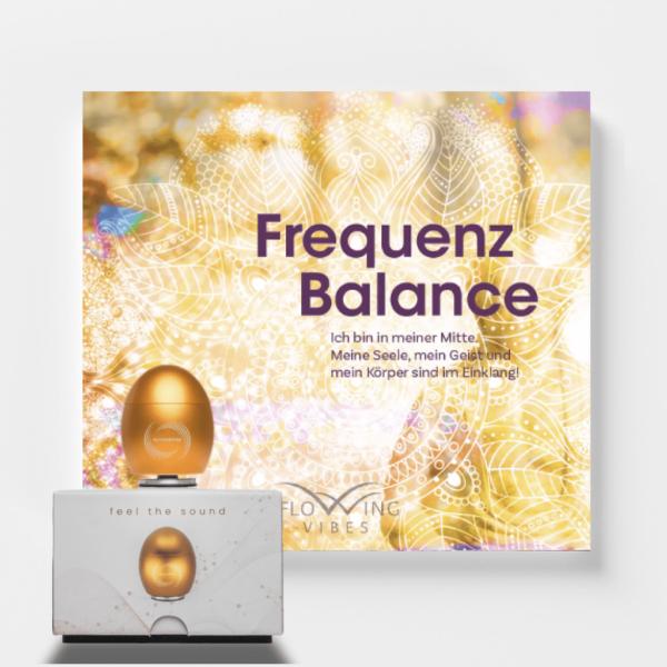 Eyvo mit Frequenz Balance