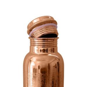 Kupferflasche   Graviert 900 ml