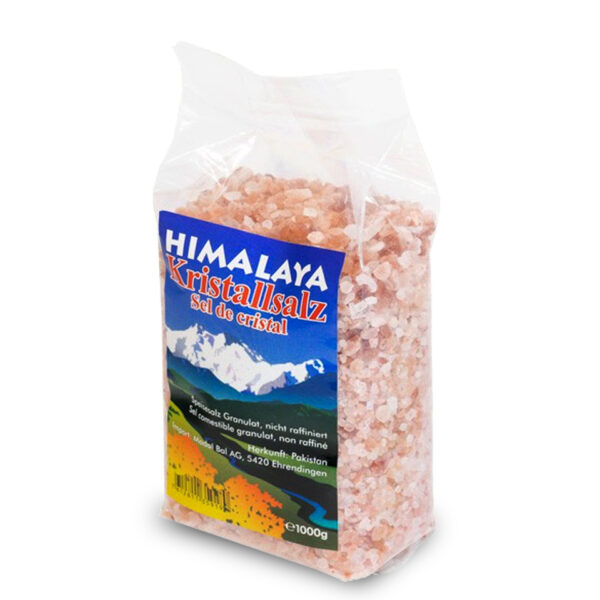 Himalaya Salz Erfahrungen
