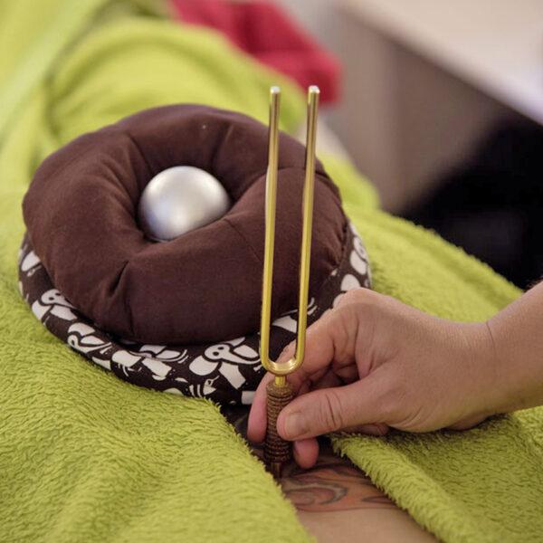 Stimmgabel | Tonpunktur