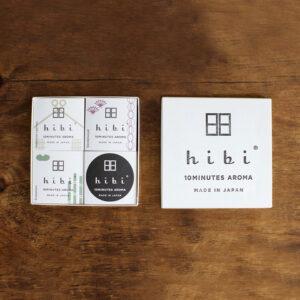 hibi Geschenkset mit 3 Aromen